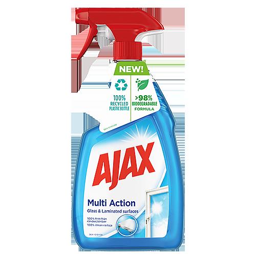 Fönsterputs Ajax Multi Action Spray Glas 750 ml
