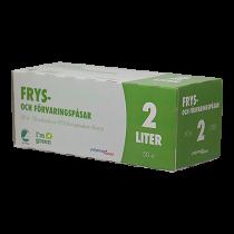 Fryspåsar 2 liter 50/fp