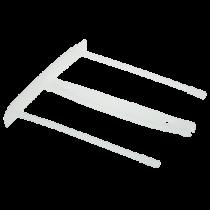 Arkivbindare Snäpp-clips 50/fp