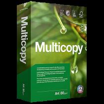 Kopieringspapper Multicopy A4 hål 80 g 500/fp