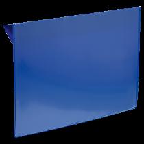 Pallkrageficka A4L blå